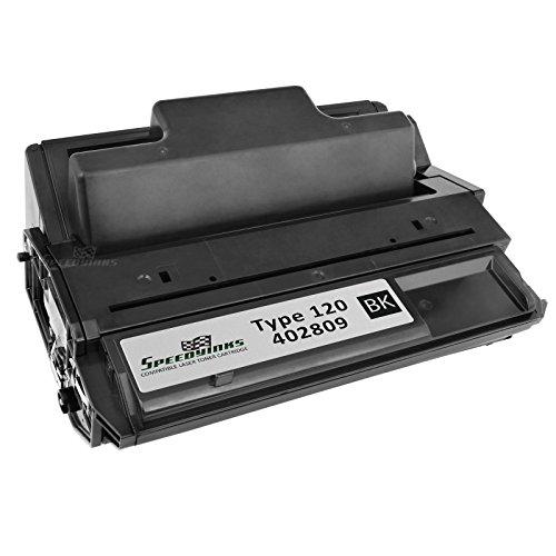 Speedy Inks - Ricoh Compatible 402809 Type 120 Black Laser Toner Cartridge for use in Ricoh Aficio SP 4100N, Ricoh Aficio SP 4110N, Ricoh Aficio SP 4100N-KP, Ricoh Aficio SP 4100SF, Aficio SP 4110SF