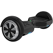 Self-balancing Scooter OTTO UL Certified, The Hoverboard Size 6.5'' With LED Light and Bluetooth Speaker for Iphone & Android