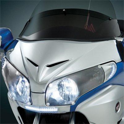 Show Chrome Goldwing GL1800 Chrome Windshield -
