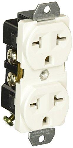 Duplex X Receptacle 120/240V 15A - Duplex Receptacle Plug