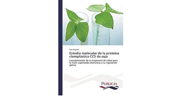 Amazon.com: Estudio molecular de la proteína cloroplástica ...