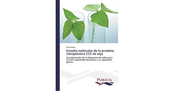 Estudio molecular de la proteína cloroplástica CCS de soja ...