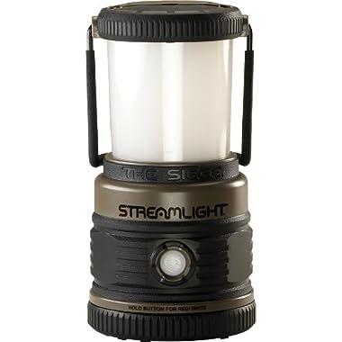 Streamlight 44931 Siege Compact, Cordless, 7.25  Alkaline Hand Lantern - Coyote - 540 Lumens