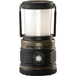 Streamlight 44931 Siege Compact, Cordless, 7.25″ Alkaline Hand Lantern – Coyote – 540 Lumens