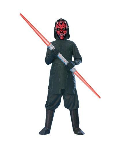 Rubies Star Wars Darth Maul Costume, Medium - Darth Maul Costume Kids