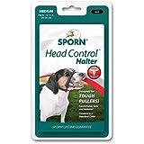 Sporn Dog Head Halter, Black Medium