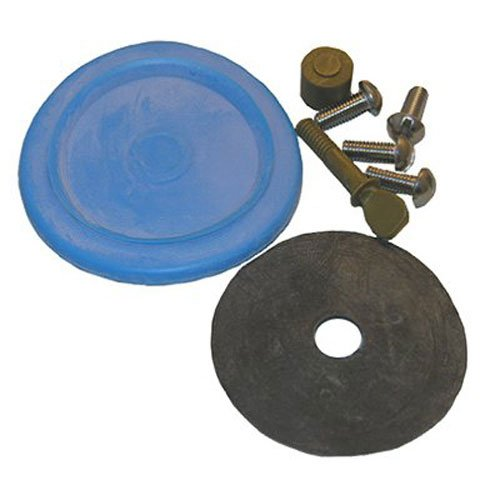 LASCO 04-7011 Toilet Ballcock Repair Kit with Washers, Screws, Etc for Model No. 07 Mansfield