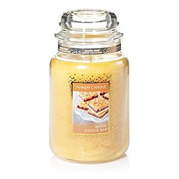 Magic Jar (Yankee Candle Cookie Swap Magic Cookie Bar Large Jar Candle)