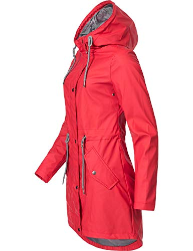 Time Rouge Rouge Peak Blouson Time Blouson Peak Femme Femme wp8E65