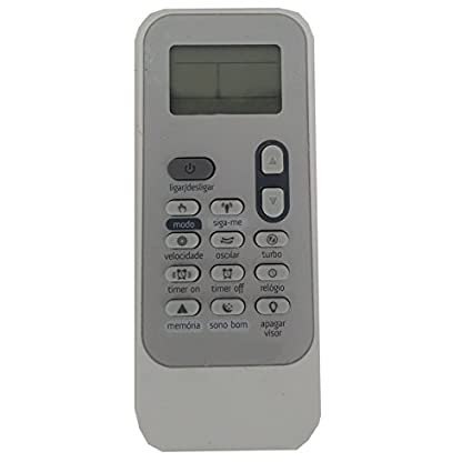 Replacment for Consul Air Conditioner Remote Control Model Number DG11J1-21