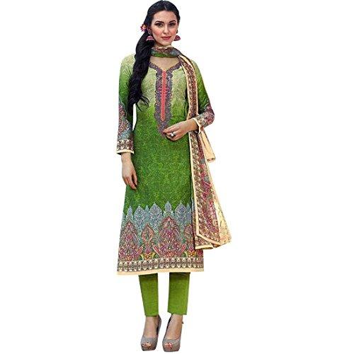 Readymade-Cotton-Printed-Sober-Embroidery-Salwar-Kameez-Suit-India