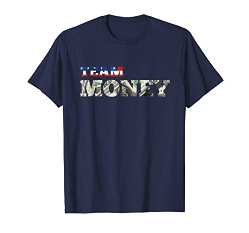 Mens Team Money American Boxing Is Better Than Irish MMA T-Shirt Large Navy - Mma Fight Team