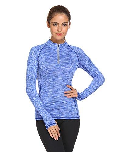 1/2 Zip Core Sweater - 3