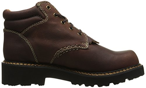 Stiv Womens Canyon Western Cowboy Boot In Rame Scuro