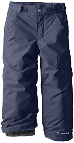 (Columbia Big Boys' Ice Slope II Pant, Graphite, X-Large)