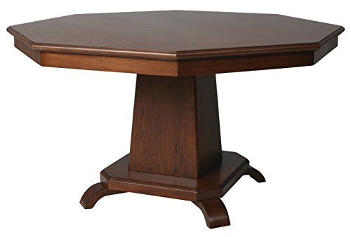 Impacterra VG5373753937 Vargas Game Table, Octagon