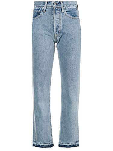 Cotone Jeans Helmut Donna Lang Blu I04HW201XBC x08Iq