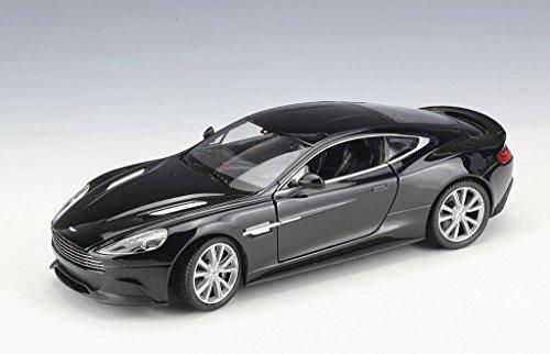 ウィリー 1/24 アストンマーチン ヴァンキッシュ Welly 1/24 Aston Martin Vanquish レース スポーツカー ダイキャストカー Diecast Model ミニカー