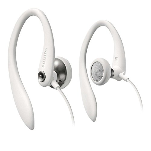 Price comparison product image Philips SHS3300WT Earhook Headphones SHS3300 White