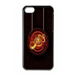 XiFu*Meiiphone 4/4s Cases Necklace, Protective Case for Iphone 5 - [Black] OkaycosamaXiFu*Mei