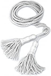 product image for Cord and Tassel For 3X5 Foot Indoor Flag Set Silver