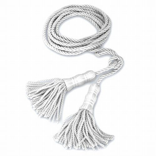 Cord and Tassel For 3X5 Foot Indoor Flag Set Silver