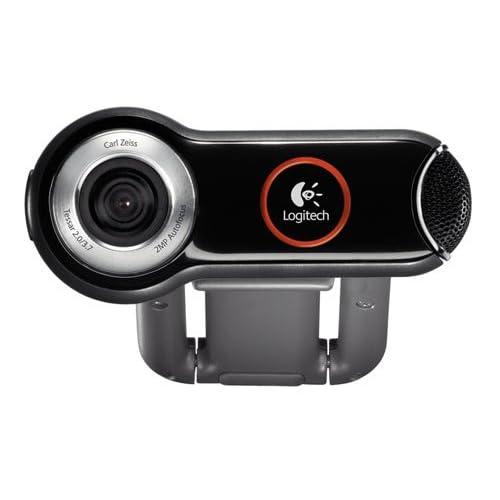 Logitech QuickCam Pro 9000 Webcam - 2 Megapixel - USB - 1600 x 1200 Vi