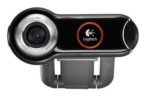 Quickcam Digital Webcam Pro - Logitech QuickCam Pro 9000 Webcam - 2 Megapixel - USB - 1600 x 1200 Vi