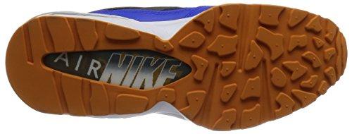 Nike Air Max 94 Zapatillas de running, Hombre Negro / Azul / Blanco (Rcr Bl/Anthrct-Hypr Cblt-Snst)