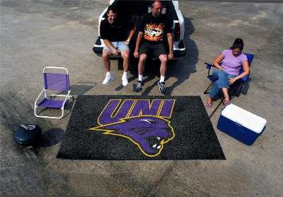 Northern Iowa Football Rug - Fan Mats Northern Iowa Ulti-Mat, 60