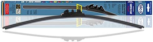 Mitsubisi L200 Models 2015 To 2019 Alca Germany Super Flat Wiper Blades Front Replacement ASF2118H