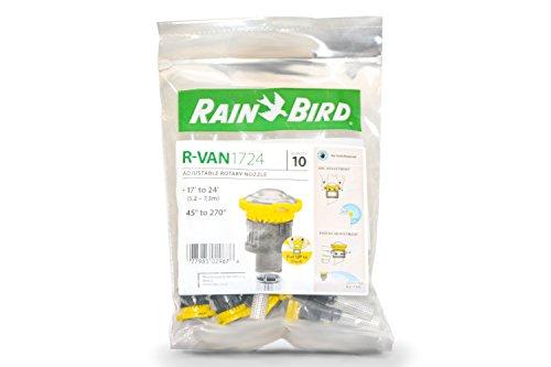 10-Pack R-Van1724 Adjustable Rotary Nozzles