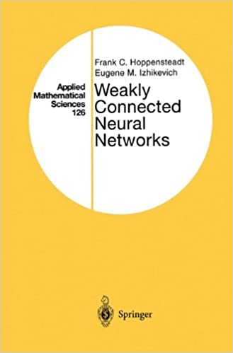 WEAKLY CONNECTED NEURAL NETWORKS PDF DOWNLOAD