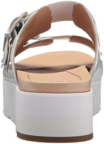 UGG Zapatos Cammie Sandalias de Plataforma Blanco Mujer Blanco