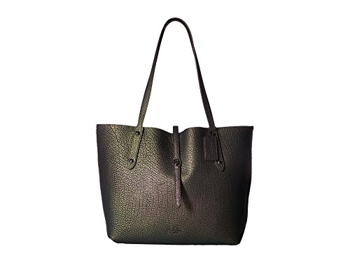 Turn Lock Tote Bag - 8