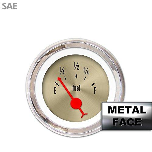 Aurora Instruments (GAR13ZEXKABBE) American Classic Gold Fuel Level Gauge