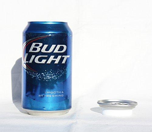 Bud Light Beer CAN 12oz Diversion Safe STASH Secret Hidden Storage