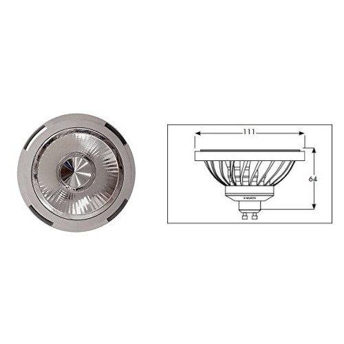 Wurth Foco LED GU10, 12 W, blanco natural, 5 piezas, 5 unidad: Amazon.es: Iluminación
