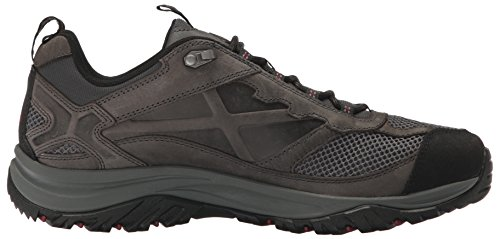 Hiking Shoe Men's Red Terrebonne Columbia Grey Element Dark Etwc1RRAq
