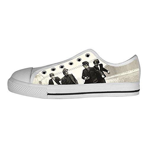 Gravity Falls Custom High Womens Canvas Shoes