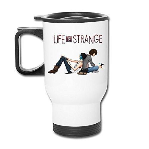 Price comparison product image MayFay Life Is Strange Graphic Adventure Game Mugs N Jugs White