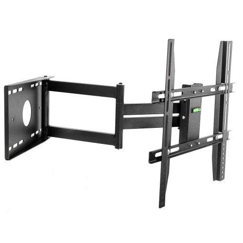 Lumsing 14 45 inch full motion articulating tilt swivel tv for Tv wall mount reviews