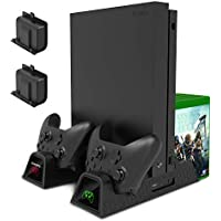 Charging Stand for Xbox One/Xbox One S/Xbox One X Console...