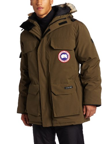 Canada Goose Men's Expedition Parka,Military Green,X-Small
