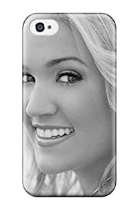 Iphone Protective Case High Quality For Iphone 4/4s Carrie Underwood Music Skin Case Cover