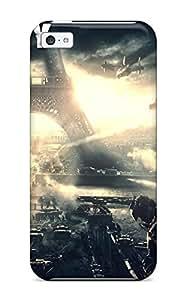 Holly M Denton Davis's Shop 3262442K41552662 For Iphone 5c Fashion Design Modern Warfare 3 Paris Case
