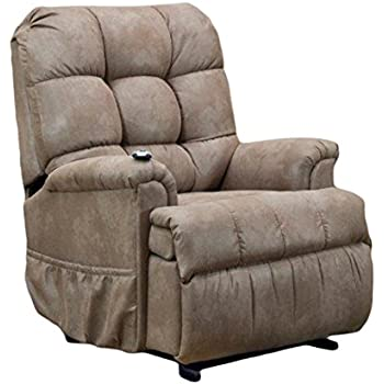 Medlift Wood Living Room Chair Med Lift Petite Sleeper/Reclining Lift Chair - St&ede -  sc 1 st  Amazon.com : recliner sleeper - islam-shia.org