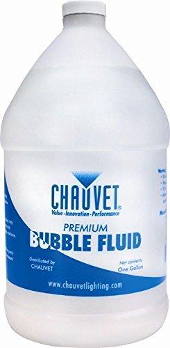 (8) Chauvet BJU (8) Gallons Bubble Juice Fluid BJ-U