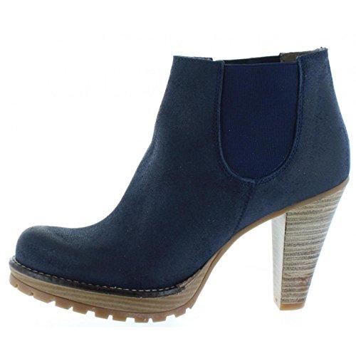 Bottines pour Femme MTNG 93167 WAX BLUE