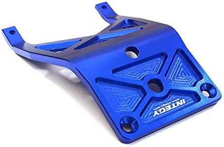 Integy T7878SILVER IFA Alloy forged Front Skid Plate for Traxxas 1//10 Slash 2WD